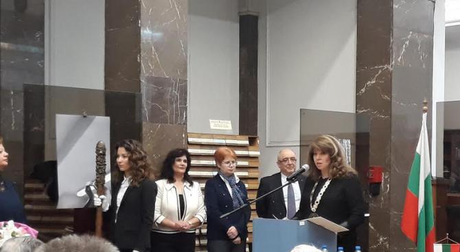 Илияна Йотова: Държавността означава връщане на справедливостта