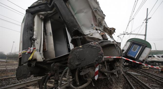 26-годишна машинистка е жертвата на влаковата катастрофа в Испания