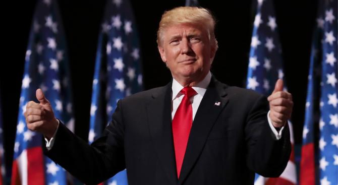 Лекарят на Белия дом: Доналд Тръмп е в много добро здраве