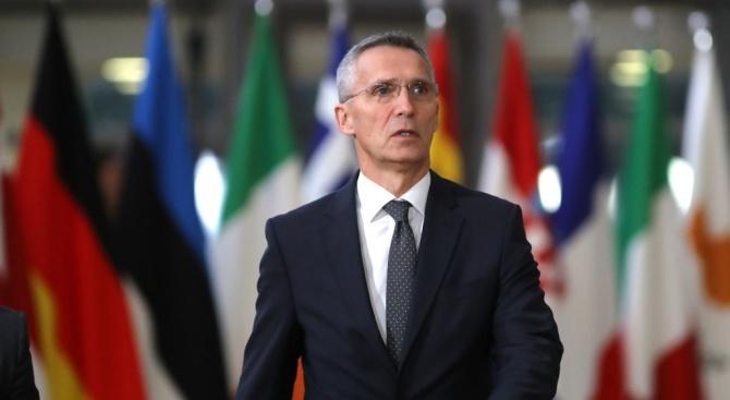 Йенс Столтенберг призова европейците да не се отказват от съвместната ядрена отговорност