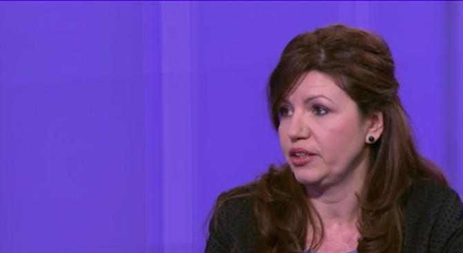 Мария Илиева от ГЕРБ: БСП опитват да намалят доверието на хората в изборния процес (видео)