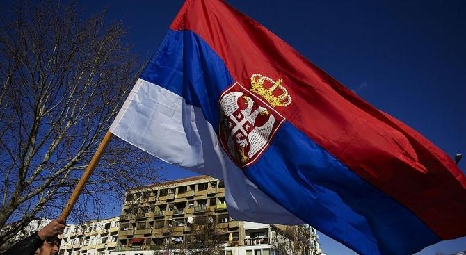 Десетки хиляди хора протестираха за десета поредна седмица срещу сръбския президент Вучич