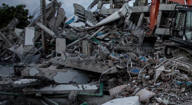 Петима пострадахапри земетресениев Иран
