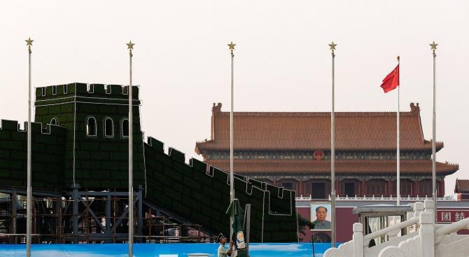 Китай към САЩ: Спрете с провокациите!