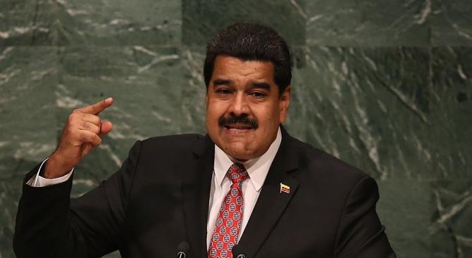 Мадуро: Екстремистката банда на Тръмп иска да превземе Венецуела