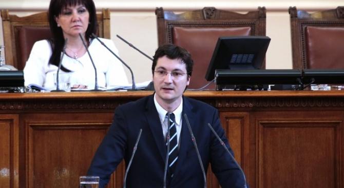 Крум Зарков: Предлага ни се Изборен кодекс на тъмно