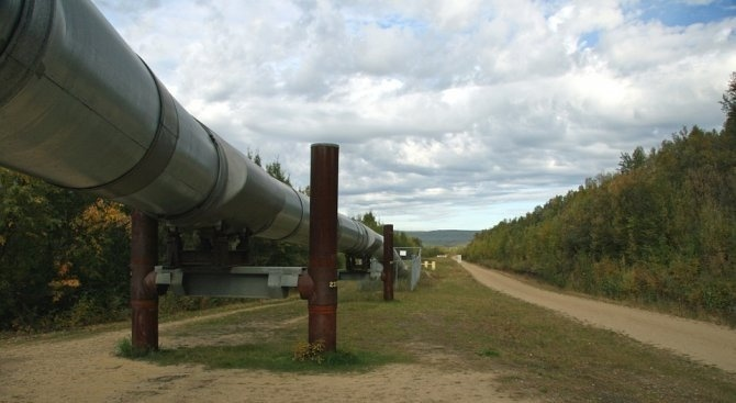 Временно спират строежа на газовата връзка между България и Сърбия