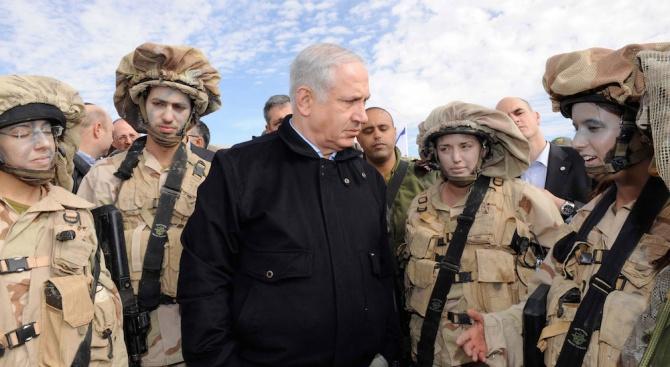 Бенямин Нетаняху: Имаме общ интерес от война с Иран