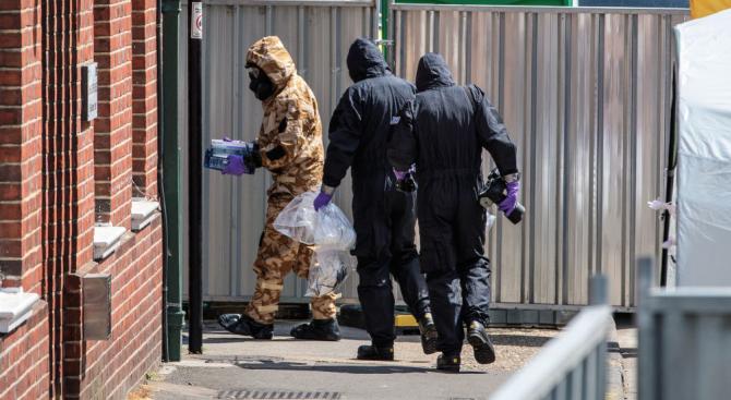 Идентифицираха третия руски агент, заподозрян за отравянето на Скрипал