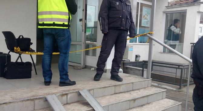 Банков обир в София. Проговори охранителят на обрания клон