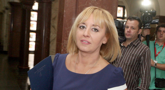 Мая Манолова: Ще пусна конституционна жалба срещу Изборния кодекс
