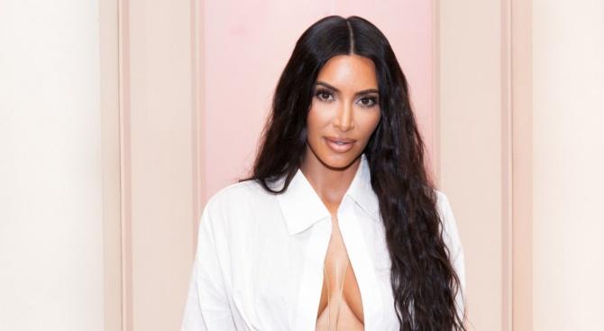 Ким Кардашиян: Никога не съм си оперирала носа