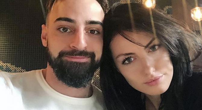 Мис България се омъжи за бившия на Елен Колева