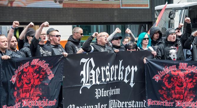 Прегърнал неонацизма евреин от Русия е подготвял преврат в Германия