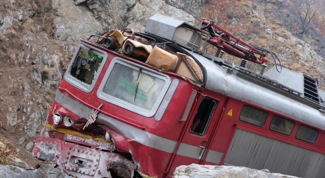 Образувно е досъдебно производство във връзка с дерайлиралия влак на жп гара Пловдив