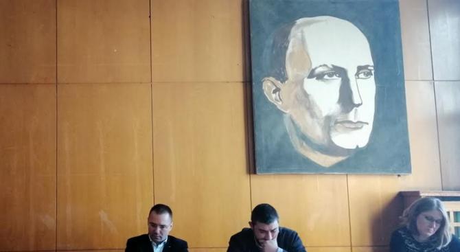 Категорична подкрепа за Ангел Джамбазки да бъде водач на листата за евроизборите