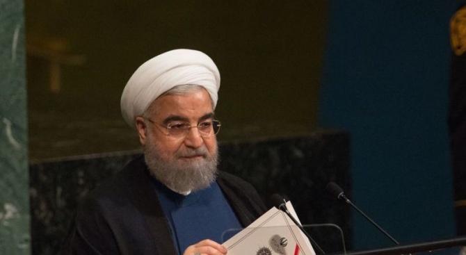 Хасан Рохани: Иран иска да установи тесни връзки с всички страни от Близкия изток