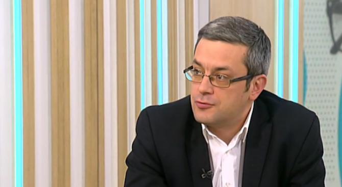 Тома Биков: БСП е едно радикално нищо, няма как да ни е страх от тях
