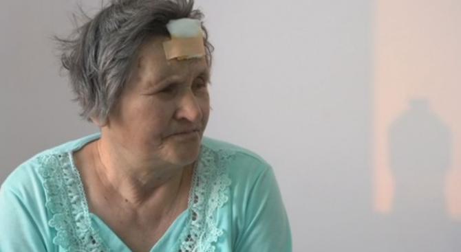 Пребита и ограбена баба във видинско село: Разчитам на съдбата да ме пази