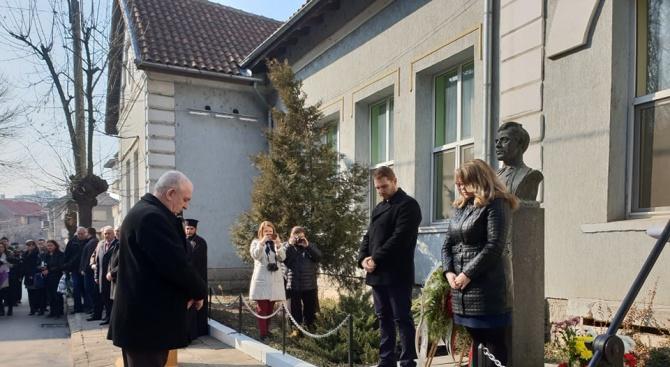 ГЕРБ – Видин почете паметта на Апостола на свободата