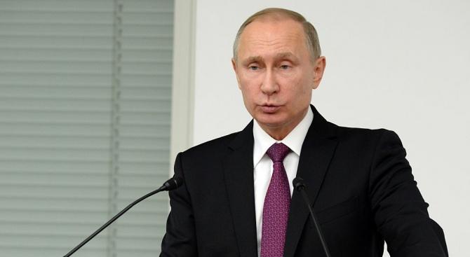 Путин: Няма да чукаме на залостени врати