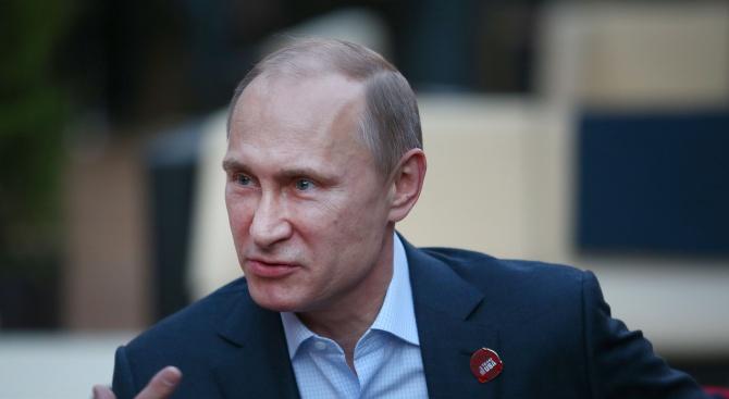Медия от Москва: Владимир Путин пак наплаши НАТО
