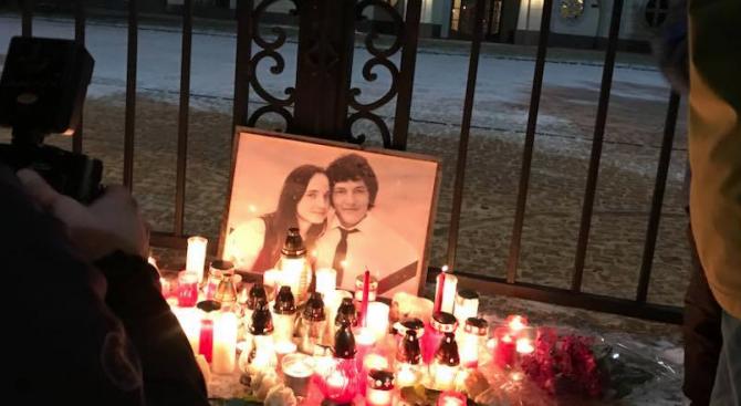 ЕК почете паметта и годишнината от убийството на журналиста Ян Куциак
