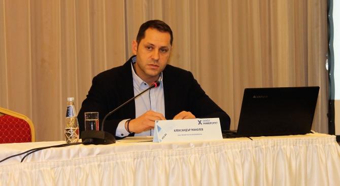 Александър Манолев: За 10 години БВП на България се е увеличил с 30  млрд. лв.