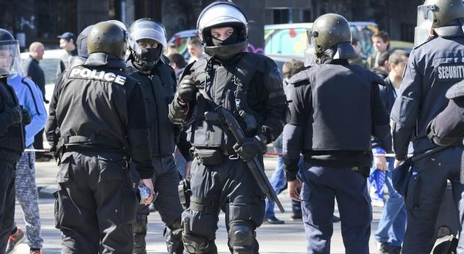 СДВР предприема жестоки мерки за сигурност заради дербито днес