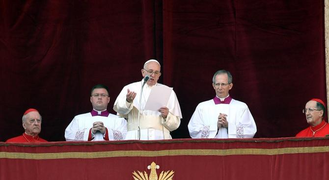 Папата: Свещениците педофили се превръщат в оръдия на Дявола