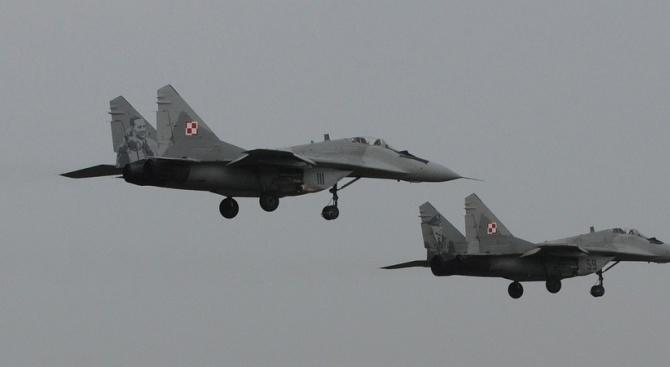 Сърбия получава още 4 руски изтребителя МиГ-29