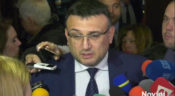 Младен Маринов: Ежедневно проверяваме по десетки бензиностанции