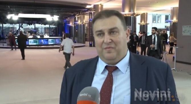Евродепутатът Емил Радев: Това, което България прави за охраната на външната граница на ЕС, е за пример