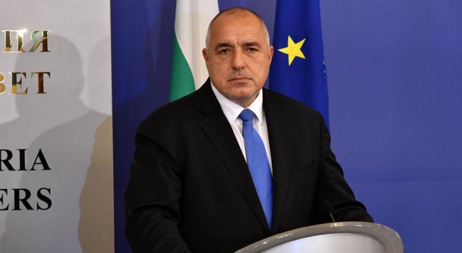 Бойко Борисов изпрати съболезнователна телеграма до президента на Египет