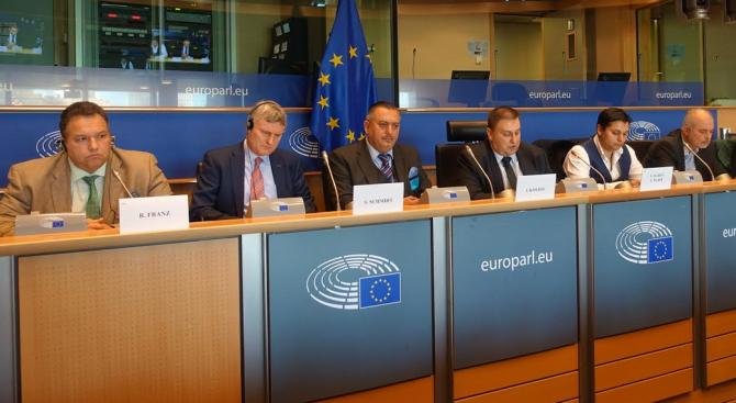 Инициативи за възпоменание на Холокоста над ромите бяха дискутирани в Брюксел