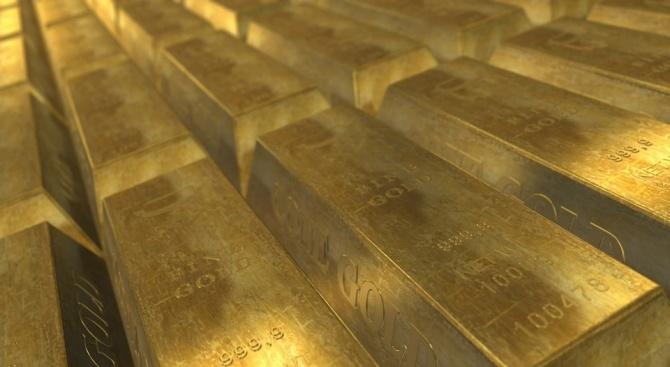 Осем тона злато са били изнесени от централната банка на Венецуела