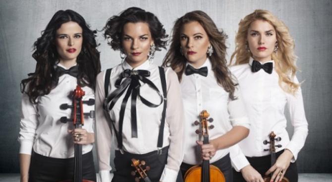 Destiny Quartet и модерното звучене на класическата музика!