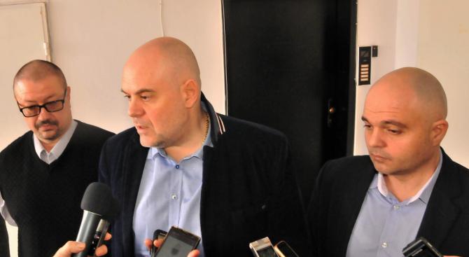 Главният секретар на МВР и зам.-главният прокурор проведоха работно съвещание в Силистра