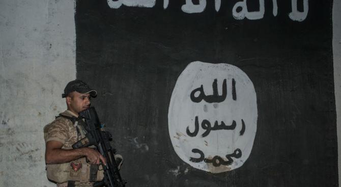 ИД изби десетки сексробини в Сирия