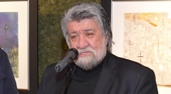 """Вежди Рашидов ще бъде гост на премиерата на """"Одисей"""" на Пловдивския драматичен театър"""