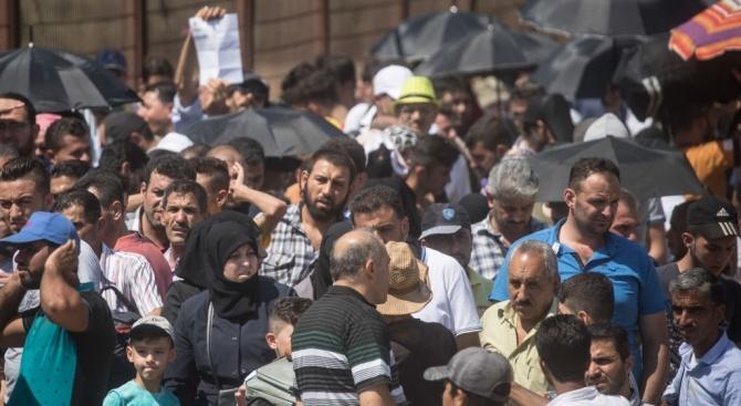 Задържаха над 80 нелегални мигранти в Турция