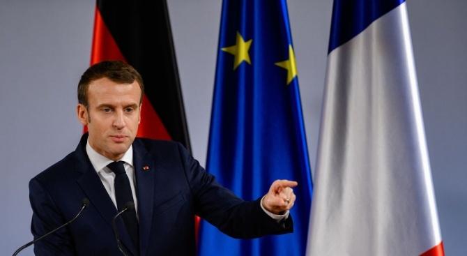 Френският президент с призив към Европа