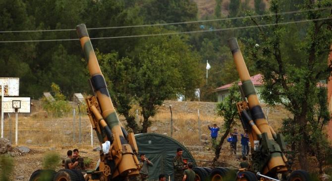 Турция: Отговорихме на тормоза на ПКК от Сирия