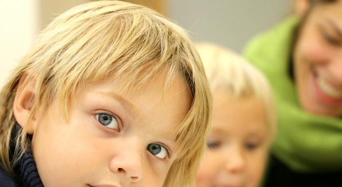 Правят индивидуално портфолио на есен за децата от 1 до 4 клас