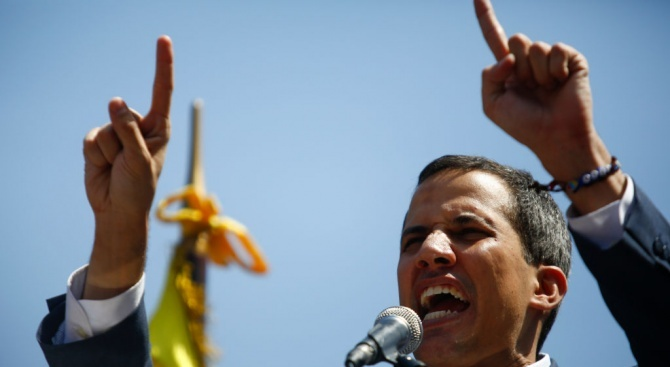 Гуайдо обяви предстояща стачка срещу Мадуро, САЩ обмислят нови санкции срещу Венецуела