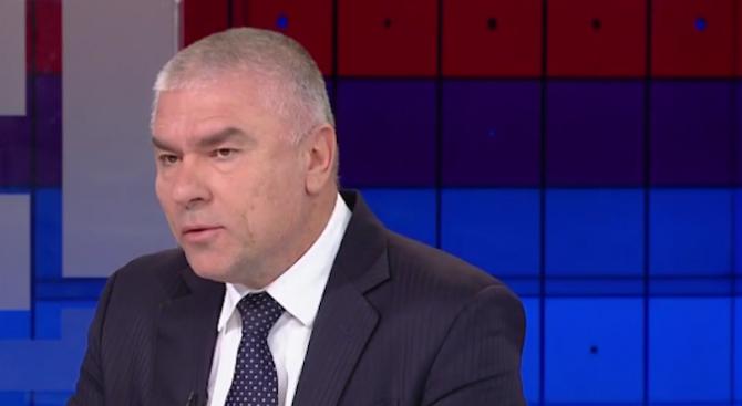 Марешки: Да коментираме Симеонов като някакъв авторитет е срамно за цяла България