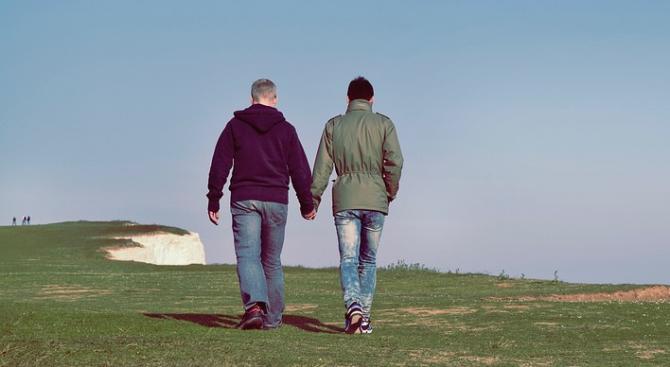 Първият еднополов брак в САЩ беше официализиран 50 години по-късно