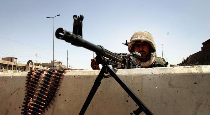 Сирийски кюрди държат над 50 джихадисти от Германия