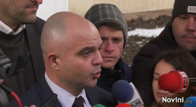 Главният секретар на МВР с подробности за задържаните от НОИ-Силистра