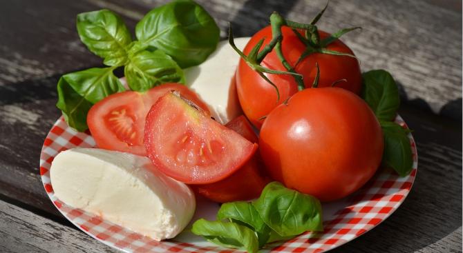 Всекидневната консумация на домати е ключова за дълголетие